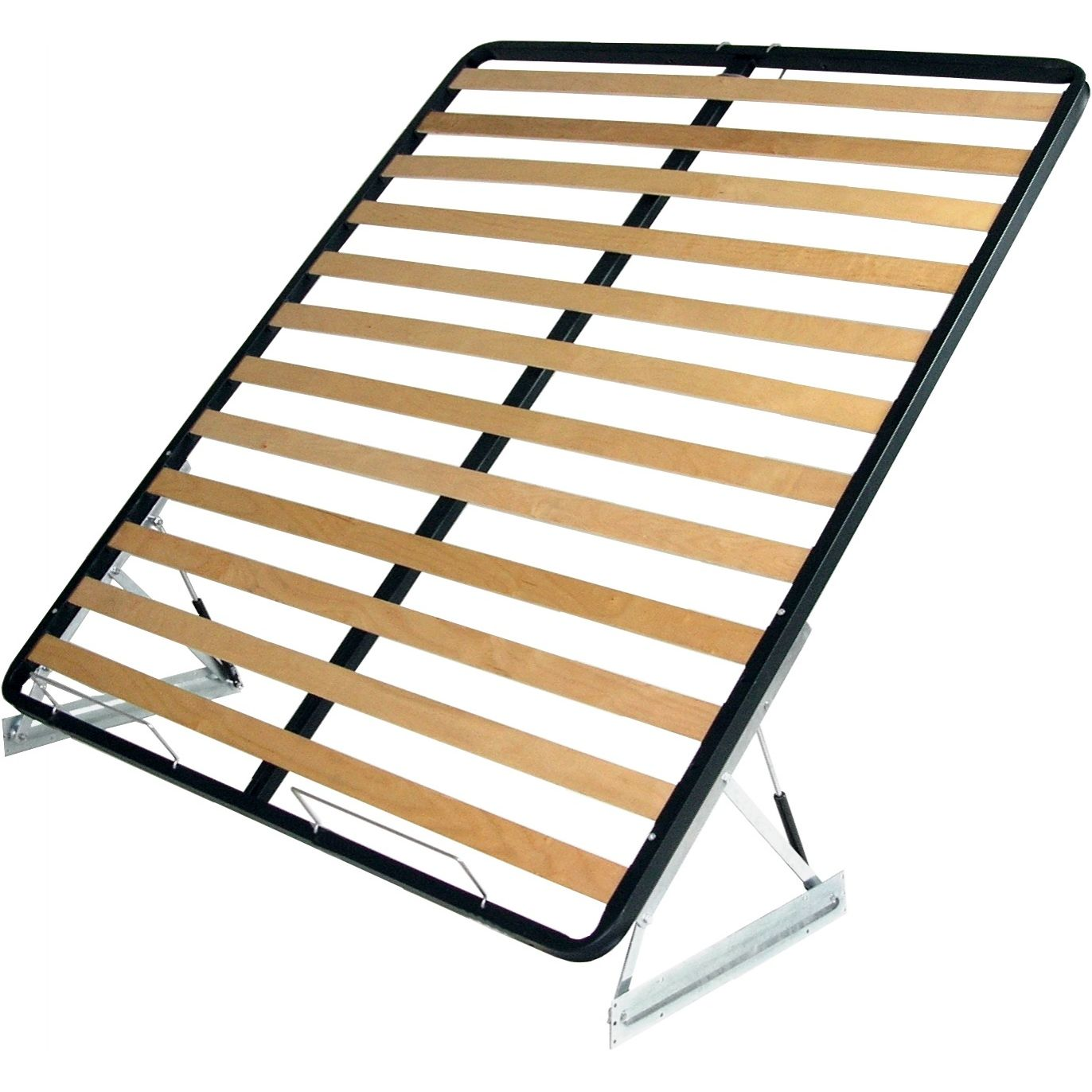 Reti materassi e trasformabili reti da letto con contenitore rete mod imperia per letto - Rete per letto contenitore ...
