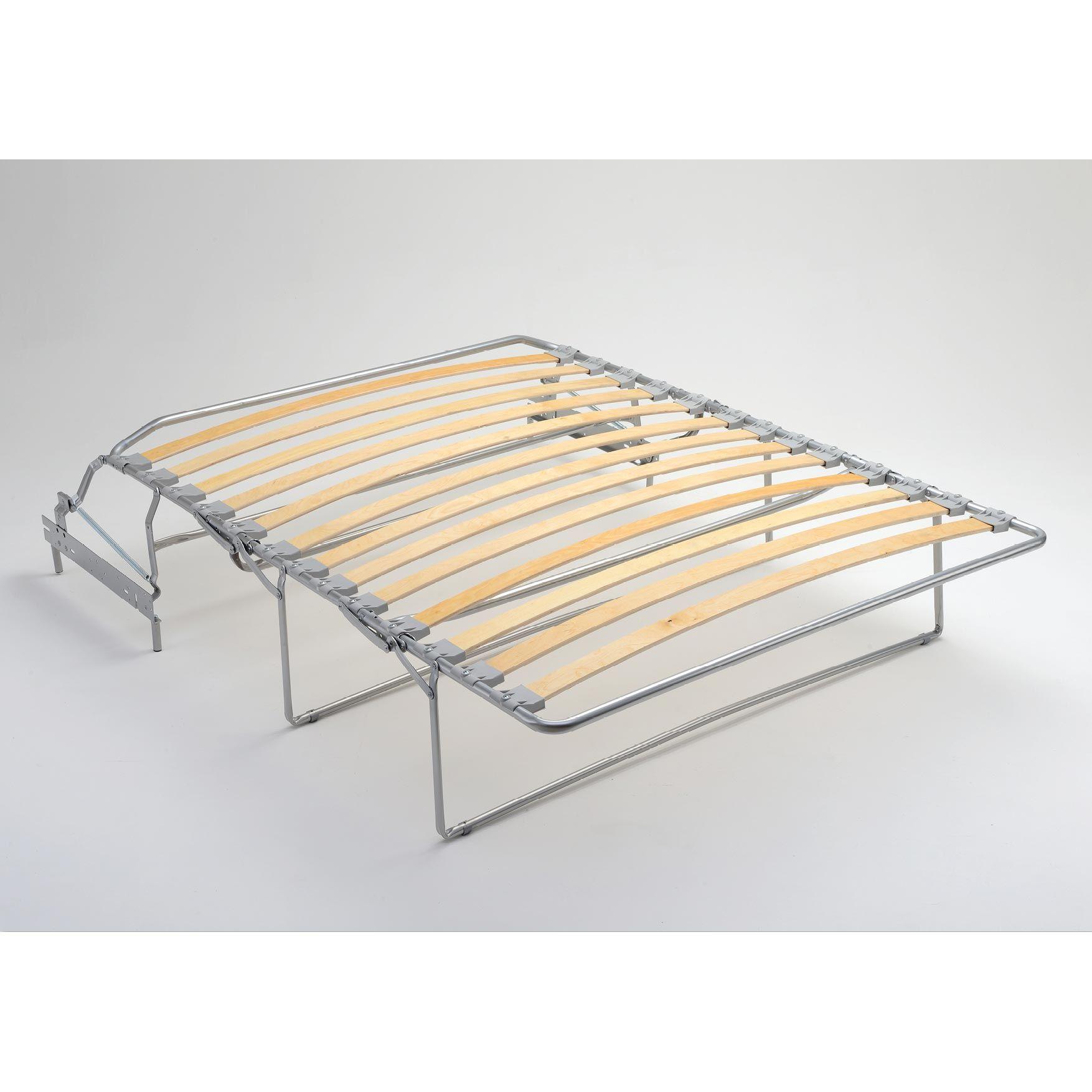 Reti materassi e trasformabili reti per divano letto - Divano letto con rete a doghe ...