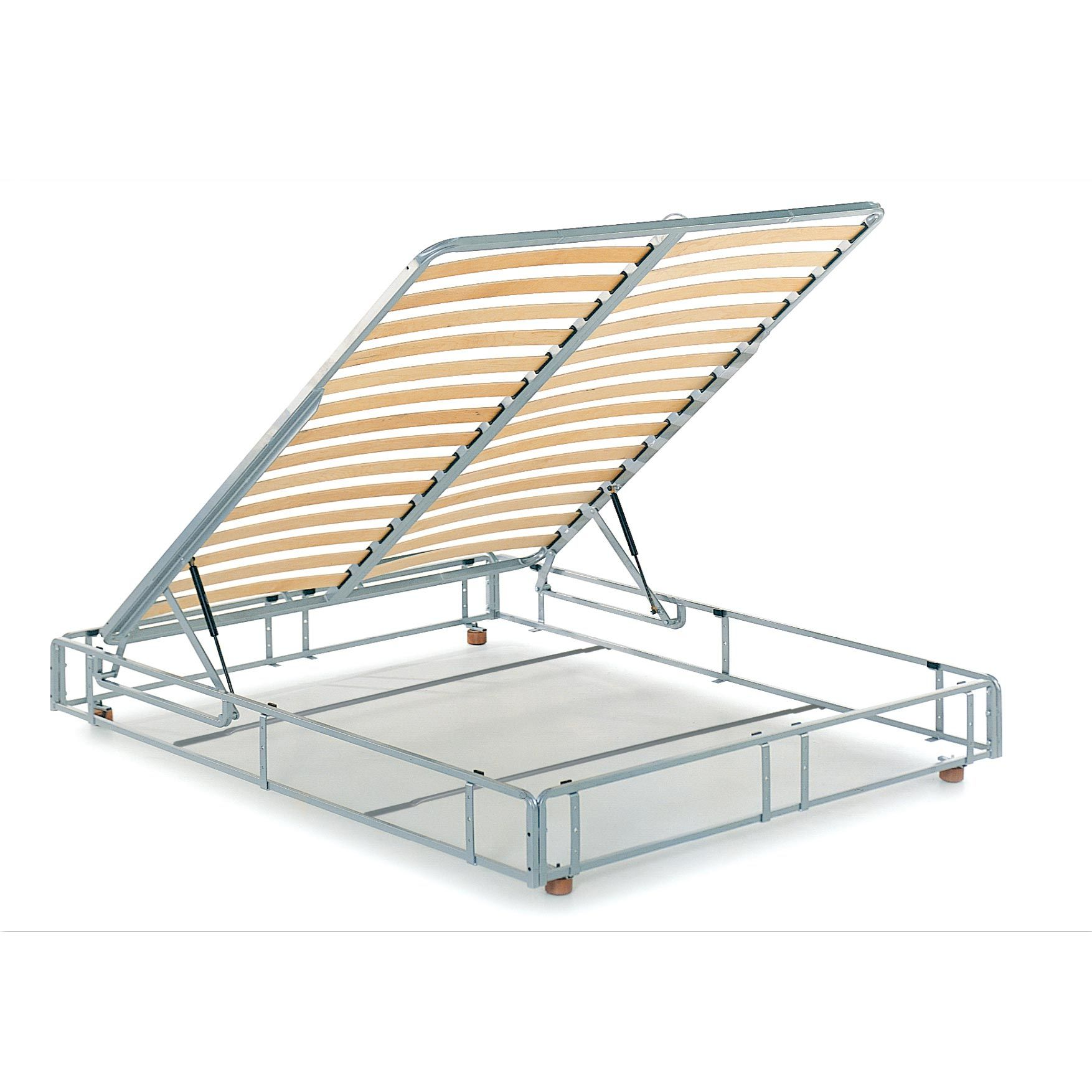 Reti materassi e trasformabili reti da letto con for Spalliere letto ikea