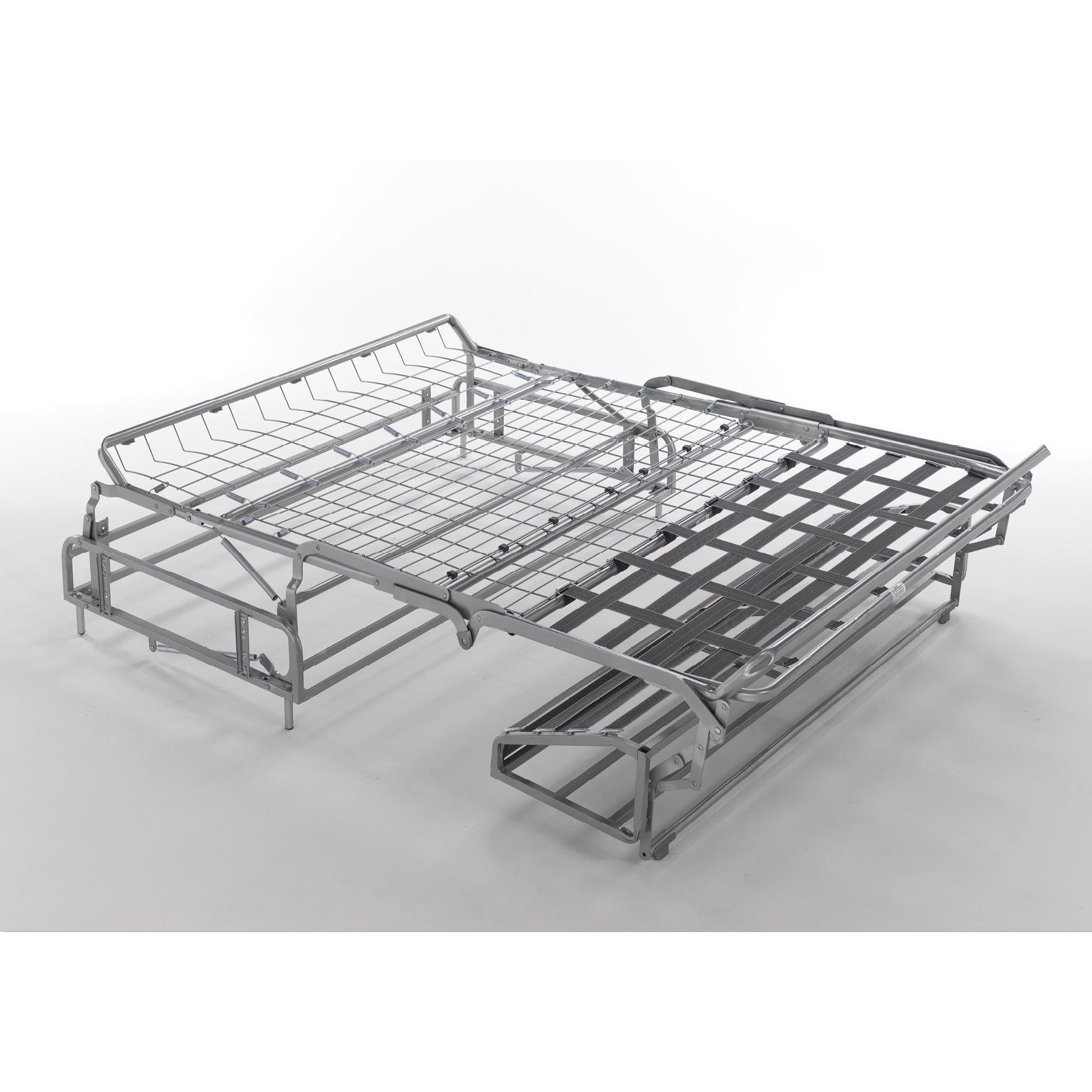Reti materassi e trasformabili reti per divano letto for Divano letto rete elettrosaldata