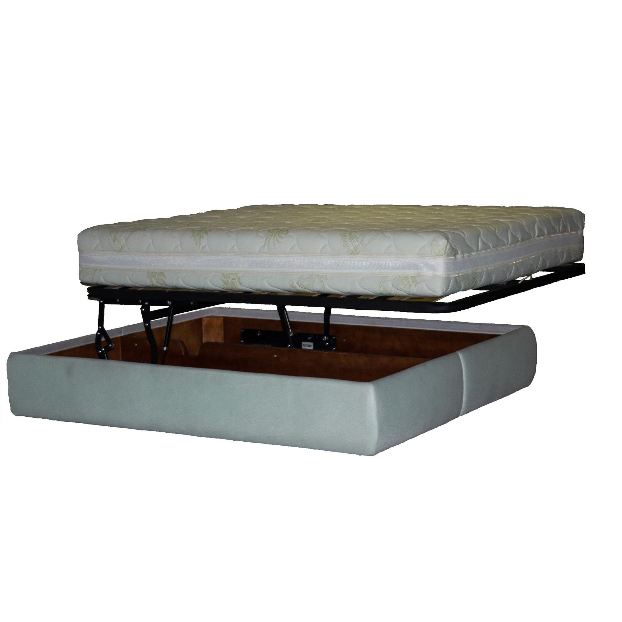 Reti, materassi e trasformabili :: Reti da letto con contenitore :: Rete mod. Dolomiti per letto ...